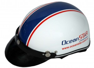 Tìm nhà cung cấp mũ bảo hiểm quảng cáo