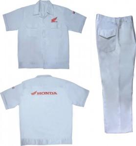 Đồng phục thợ Honda