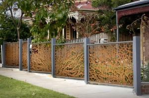 hàng rào đẹp nhất