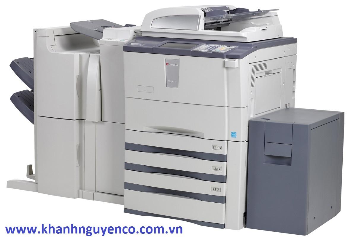 Cho thuê máy photocopy giá rẻ uy tín tại tphcm