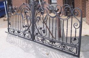 hàng rào cổ điển