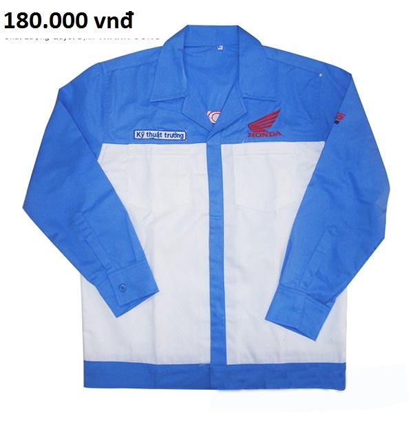 Cung cấp quần áo nhân viên Honda