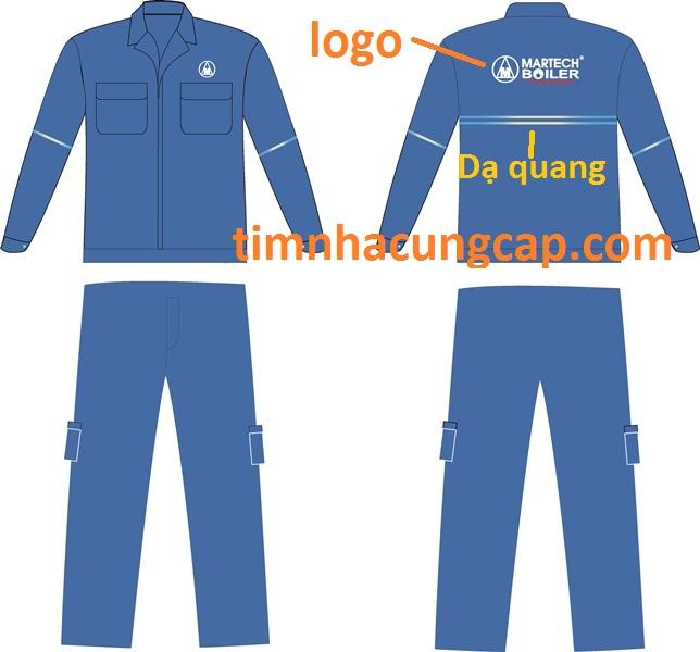 Tìm nhà cung cấp quần áo bảo hộ lao động