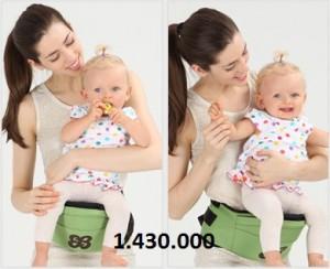Cung cấp địu em bé Hàn Quốc