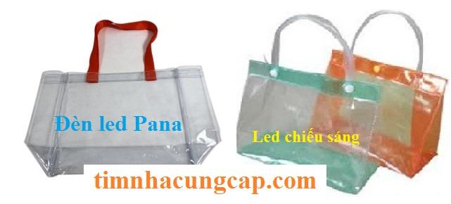 cung cấp túi nhựa pvc trong suốt