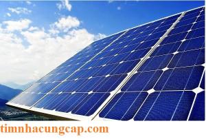 Cung cấp điện mặt trời áp mái
